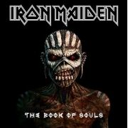 Iron Maiden - The Book Of Souls - Deluxe Editon - 2 Cd's Importado