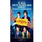 Beatles: It Was Fifty Years Ago Today! The Beatles: Sgt Pepper And Beyond - 2 Pçs - Dvd Importado