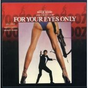 James Bond - 007 - For Your Eyes Only - Cd Importado