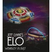 Jeff Lynne- Jeff Lynne's Elo: Wembley Or Bust - 2 CDS + Blu Ray Importado
