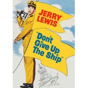 Jerry Lewis - Dont Give Up The Ship - Dvd Importado