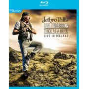 Jethro Tulls Ian Anderson - Thick As A Bick Live Iceland - Blu Ray