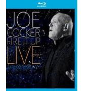 Joe Cocker - Fire It Up Live - Blu Ray Importado