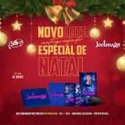 Joelma de Natal 25 Anos Autografado - Kit VIP Ai Baby  3º Lote - 2 Cds + Dvd Nacionais - ESGOTADO