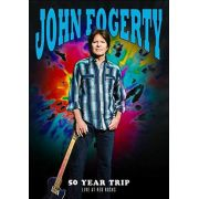 John Fogerty 50 Year Trip Live At Red Rocks - Dvd Importado