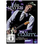 John Mayer - In Concert Clarity Feat Buddy Guy - Dvd Importado