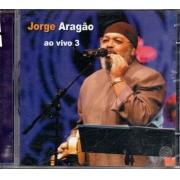 Jorge Aragão Ao Vivo 3 - Cd Nacional