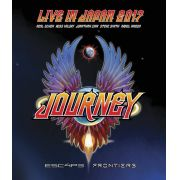 Journey - Live In Japan 2017: Escape + Frontiers - Blu Ray Importado