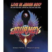 Journey - Live In Japan 2017: Escape + Frontiers - Blu Ray Importado