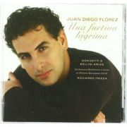 Juan Diego Florez - Una Furtiva Lagrima - Cd Importado