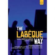 Katia Labeque e Marielle Labèque - Labeque Way - Dvd Importado