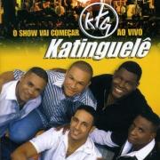 Katinguele - O Show Vai Começar Ao Vivo - Cd Nacional