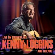Kenny Loggins and Friends Live on Soundstages - Blu Ray  Importado