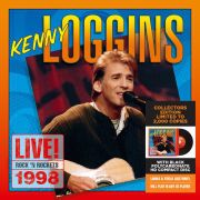 Kenny Loggins Live! Rock 'N Rockets 1998 CD Importado