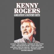 Kenny Rogers Greatest Hits Country - Lp Importado