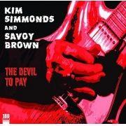 Kim Simmonds and Savoy Brown - Devil To Pay - Dvd Importado