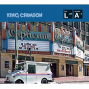 King Crimson - Live At The Orpheum Cd+Dvd