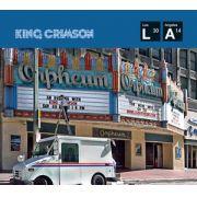 King Crimson - Live At The Orpheum Cd+Dvd