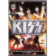 KISS EM DOBRO MASTER WORLD TOUR LIVE FROM EUROPE, ZURICH - 2013 + LAS VEGAS - 2012 DVD NACIONAL