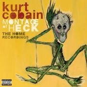Kurt Cobain - Montage Of Heck: The Home Recordings - Lp Importado