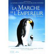 La Marche De Lempereu - Disney Nature - Blu ray Importado