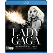 Lady Gaga-Monster Ball Tour - Blu Ray Importado