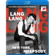 Lang Lang / Live At Lincoln Center Presents New York Rhapsody - Blu Ray Importado