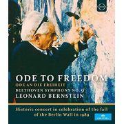 Leonard Bernstein: Ode To Freedom Symphony No. 9  - Blu Ray Importado
