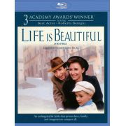 Life Is Beautiful - A Vida é Bela - Blu Ray Importado