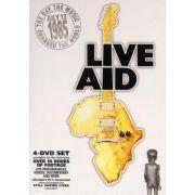 Live Aid - DVD Importado