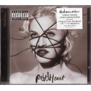 Madonna Rebel Heart Deluxe Explicit Content - Cd Importado