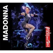 Madonna - Rebel Heart Tour - Deluxe Edition - Cd + Blu Ray Importados