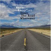 Mark Knopfler - Down The Road Wherever Cd Importado
