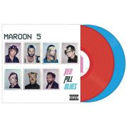 Maroon 5 / Red Pill Blues Colored Vinyl, Red, Blue - 2 Lps Importados