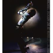 Michael Jackson - Michael Jackson Live at Wembley July 16 1988 - Dvd Importado