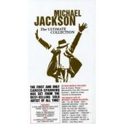 Michael Jackson  Ultimate Collection - Box - Cd +Dvd Importado