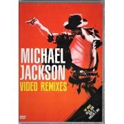 MICHAEL JACKSON - VIDEOS REMIXES DVD NACIONAL