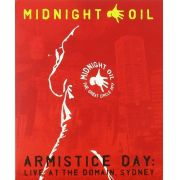 Midnight Oil - Armistice Day: Live At The Domain Sydney - Blu Ray Importado