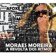 Moraes Moreira - A Revolta dos Ritmos  - Cd Nacional
