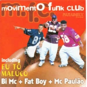Movimento Funk Club - Cd Nacional