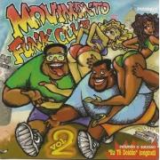 Movimento Funk Club - Movimento Funk Club Vol.2 - Cd Nacional