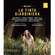 Mozart - La Finta Giardiniera - Blu Ray Importado