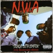 N.W.A - Straight Outta Compton: 20th Anniversary Edition [Import] - Cd Importado