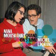 Nana Mouskouri - Quand On S'Aime: Tribute To Michel Legrand - CD IMPORTADO