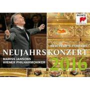 New Year's Concert 2016 / Neujahrskonzert 2016 - Dvd