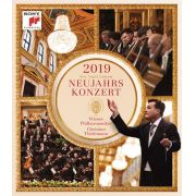 New Year's Concert 2019 - Christian Thielemann Wiener Philharmoniker - Blu Ray Importado