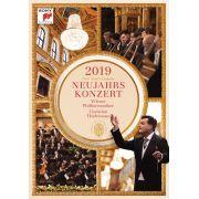 New Year's Concert 2019 - Christian Thielemann Wiener Philharmoniker - Dvd Importado