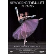 New York City Ballet in Paris - Dvd Importado