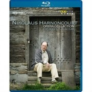 Nikolaus Harnoncourt Opera Collection: Don Giovanni - Blu  ray Importado