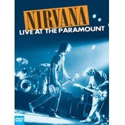 Nirvana Live At Paramount - Dvd Nacional